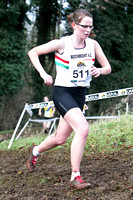Susan Smith - Beechmount Harriers, 24th in 24.31 -  FT8E8529-e
