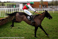 01st L'attesa and B Browne ( 9 , red, green hoop ) Trainer - Shane Nolan , Owner - Red Green  White Syndicate