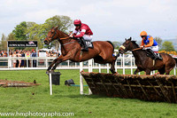 04th Judgement Day and D N Russell ( 15 , maroon, white star ) Trainer - H de Bromhead , Owner - Gigginstown House Stud