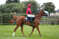 05 Topper Thornton and Mr N McParlan - - 05th (6 ,red, thin black stripes ) ""