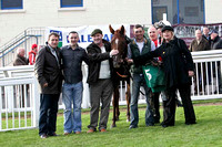 Bridget's Pet - Winner, Jockey Mr M P Fogarty & Trainer - K Purcell - FT8E5127-e
