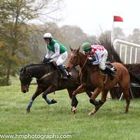 06 Beechview Boy and J P McKeown - - 06th (5 ,white and red diamonds ) Trainer - C A McBratney