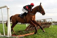 13 Emeny Engagement and S A Shortall - - 13th (7 ,black, red hollow box ) Trainer - James H Black