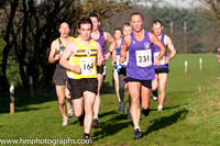 48 Alan O'Hara (164 ) North Belfast Harriers 00:44:13  47 Martin Sheehan (231 ) Foyle Valley 00:44:10