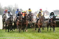 10 By The Banks and Paddy Kennedy - - 10th (12 ,black, white chevron ) Trainer - Denis W Cullen