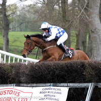 2014/04/22nd - Race 1 East Antrim Hounds Point to Point Races at Loughanmore