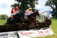 04th WOTADILEMMA and N McParlan ( 17 ,red, yellow star ) Trainer: S.R.B. Crawford,, Owner : Connor Strain Daniel