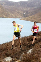 Pete Vale (171) Mercia Fell Runners - 9th in 1:47:55 & Graham Pearce (132) Pudsey & Bramley AC - 11th in 1:50:30 - CU2D7243-e