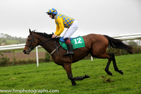 07 Scolboa Rock and Mr R Guiney - - 07th (12 ,Yellow and blue check ) Trainer - H Smyth