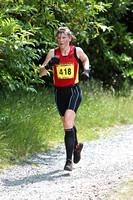 Anne Sandford - 45th overall in 1:15:19 , 3rd female and 1st V45 female - CU2D0603-e