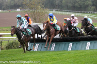 02 Fearachan and D E Mullins - - 02nd (1 ,Green and white stripes ) Trainer - A Mullins