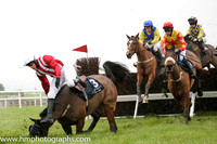 08 Kerrib Castle and Mr M McConville - F - 08th (3 ,red and white stripes ) Trainer - Stephen McConville