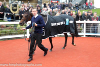 2014/10/31st - Race 3 - The WDK Hurdle (Grade 2) of 50,000 Euro at Down Royal