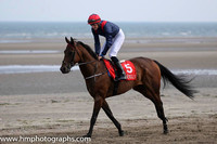 1 My Bounty and C P Geoghegan - - 1st (5 ,dark blue, red epaulettes ) Trainer - M D O'Callaghan