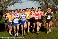 The Start of the 2007 Northern Ireland Men's Cross Country Championship at University of Ulster , Coleraine - IMG_7118