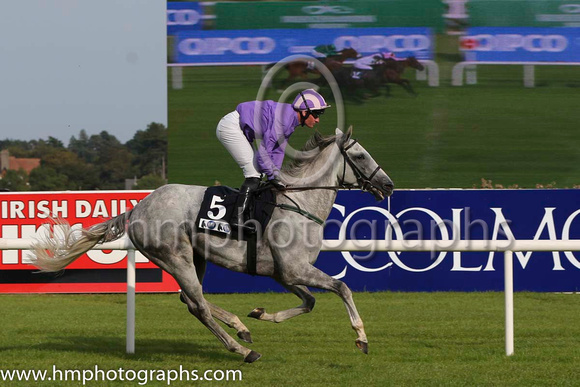 14 Erklong and J A Heffernan - - 14th (5 ,purple, pink and purple striped cap ) Trainer - A Mullins