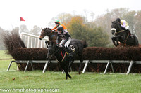 2014/10/25th - Race 6 - East Antrim Hounds Point to Point at Loughanmore