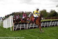 2017-04-26th - The Martinstown Opportunity series Final Handicap Hurdle of 30,000 Euro at Punchestown