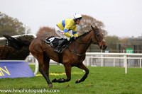 03 Burn and Turn and R M Power - - 03rd (4 ,yellow, royal blue hoop ) Trainer - Mrs J Harrington