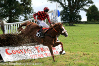 SPEED LIMIT and H D Dunne ( 16 ,red and black check ) Trainer: Liam Kenny,, Owner : Noeleen Kenny
