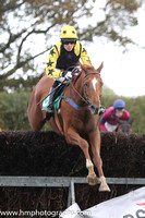 2014/10/18th - Race 1 - County Down Hounds Point to Point at Loughbrickland