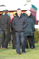 Owner Barry Connell at Downpatrick