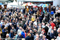 Large Crowds at Downpatrick Racecourse