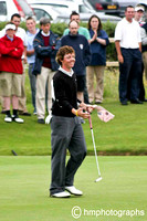 Rory McIlroy beats the record at Royal Portrush during the 2005 North of Ireland amateur Championship at Royal Portrush  - IMG_1479-e3