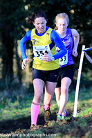 2018/01/06th - Senior Women's Race at Antrim International Cross Country