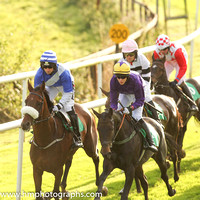 02nd Taras Call ( 3 , royal blue, white sash ) and P.W. Mullins - Trainer : Mark Fahey - Owner : Daniel McGrath