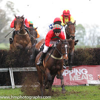 2014/04/22nd - Race 3 East antrim Hounds Point to Point Races at Loughanmore