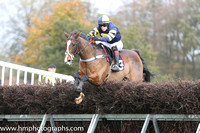 2014/10/25th - Race 3 - East Antrim Hounds Point to Point at Loughanmore
