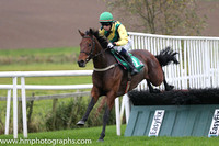 13 Montego Breeze and M A Enright - PU - 13th (11 ,yellow, green and black stripes ) Trainer - J W Nicholson